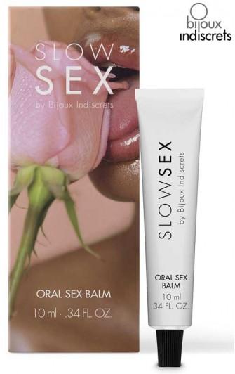 Baume Sexe Oral - Bijoux Indiscrets
