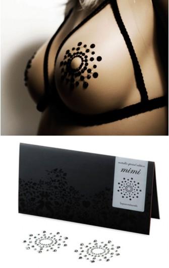 Bijoux de Peau Mimi Argent - Bijoux Indiscrets