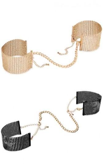 Menottes Bracelets Désir Métallique - Bijoux Indiscrets