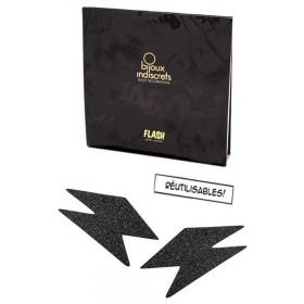 Bijoux de Peau Flash Eclair Noir - Bijoux Indiscrets