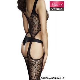Combinaison Bodystocking Maille Vénus - Fiore