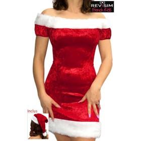 Robe Miss Noël Sexy Nina