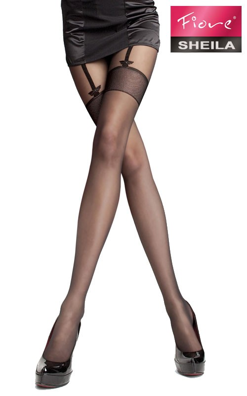 Collants Imitation Porte Jarretelles Sheila - Fiore