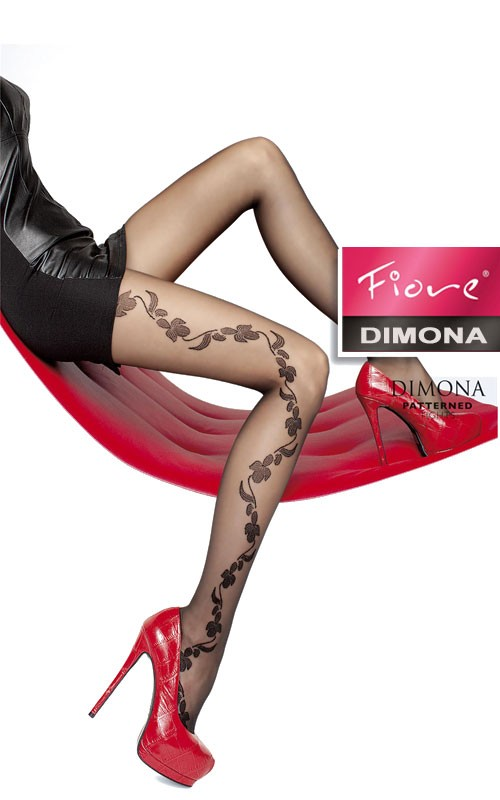 Collants Liane Florale Dimona - Fiore